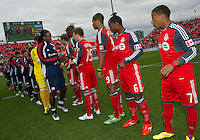 Toronto FC vs New England Revolution October 22 2011