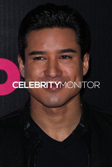 WEST HOLLYWOOD, CA - DECEMBER 05: Mario Lopez arriving at the Nylon Magazine December 2013/January 2014 Cover Launch Party held at Quixote Studios on December 5, 2013 in West Hollywood, California. (Photo by Xavier Collin/Celebrity Monitor)
