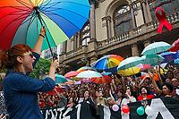 Apoio de artistas a campanha de Haddad para a Presidência da Repú blica, Teatro Municipal, Sao Paulo. 27/10/2018. . Foto de  Euler Paixao