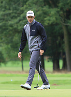 Scott Fernandez (ESP) on the 10th green during Round 2 of the Bridgestone Challenge 2017 at the Luton Hoo Hotel Golf &amp; Spa, Luton, Bedfordshire, England. 08/09/2017<br /> Picture: Golffile | Thos Caffrey<br /> <br /> <br /> All photo usage must carry mandatory copyright credit     (&copy; Golffile | Thos Caffrey)
