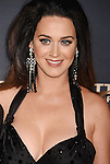 HOLLYWOOD, CA - SEPTEMBER 08: Singer Katy Perry arrives at the Premiere Of The Vladar Company's 'Jeremy Scott: The People's Designer' at TCL Chinese 6 Theatres on September 8, 2015 in Hollywood, California.