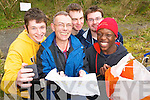 DAY OUT: CBS students who enjoyed an Orienteering day out at Ballyseedy woods on Thursday were l-r: Tommy Browne, Rory Costello (Organiser), Noel Quirke, Corey McConnell and Musa Tshikota.   Copyright Kerry's Eye 2008