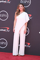 10 July 2019 - Los Angeles, California - Lauren Zima. The 2019 ESPY Awards held at Microsoft Theater. Photo Credit: PMA/AdMedia