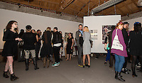 Cat Art Show Los Angeles 101/Exhibit Opening Night Party