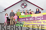 A night at the dogs for Athea GAA which tales place on the 15th Aygust, pictured last Friday in Athea was l-r: Molly, Neddy and Bríd Hunt, Paul Curry, Maureen Donovan, Aoife O'Connor, Matthew Tierney, Katie Stapleton, Micheál Ambrose and Jacqeline O'Connor.