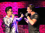 - The Boy Band Project - Travis Nesbitt - Jesse Corbin performed on July 10, 2018 at The Iridium, New York City, New York - a benefit concert for Broadway Cares/Equity Fights Aids featuring the music of NSYNC, Backstreet Boys, Hanson, New Kids on the Block (Photo by Sue Coflin/Max Photos)