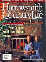 PRODUCT: Magazine<br /> TITLE: <br /> CLIENT: Harrowsmith Country Life