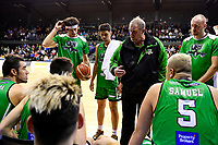 Jets' Tim McTamney during the NBL - Cigna Saints v Manawatu Jets at TSB Bank Arena, Wellington, New Zealand on Sunday 30 June 2019. <br /> Photo by Masanori Udagawa. <br /> www.photowellington.photoshelter.com
