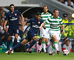 Scott Brown and Denilson