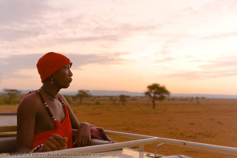 Masai Mara, Kenya, Africa