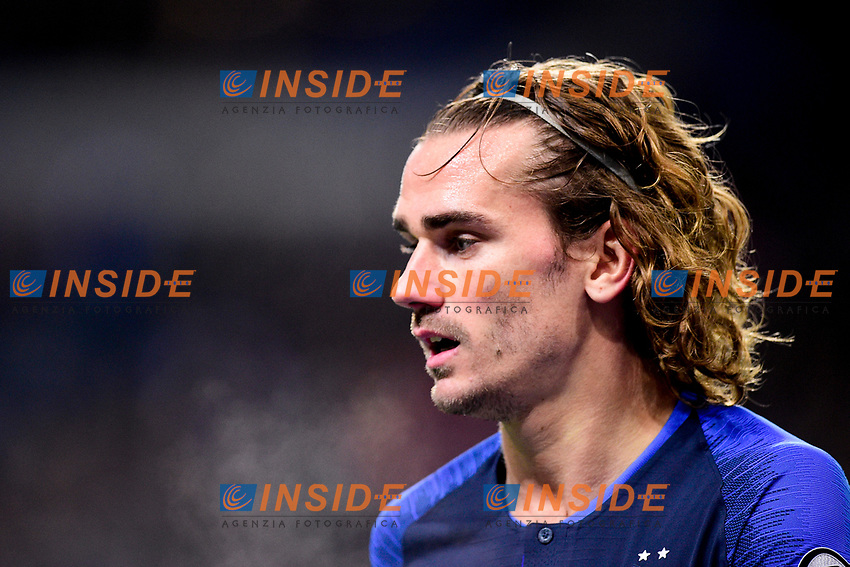 Antoine Griezmann (Fra) <br /> Paris 20191114 Stade De France  <br /> Football France - Moldavia <br /> Qualification Euro 2020 <br /> Foto JB Autissier / Panoramic/Insidefoto <br /> ITALY ONLY