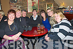 Enjoying Womens Christmas at the |Horseshoe Bar & Restaurant in Listowel on Thursday night last were Nuala Horgan, Mary ahern, Margaret Leahy, Mary Ann Leahy, Trish collins, Siobhan O'Sullivan & Martina Swift.