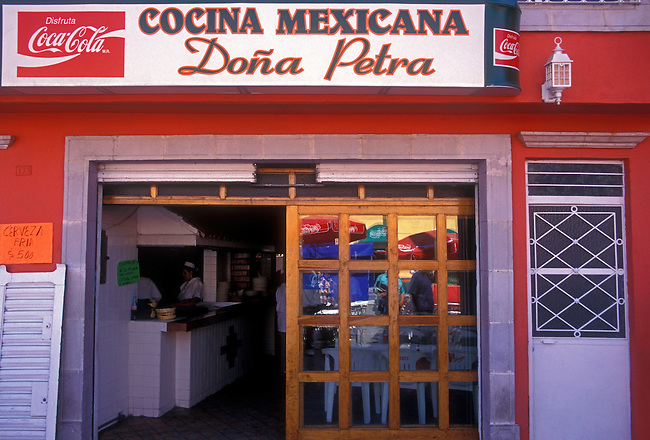 Dona Petra Restaurant, Aguascalientes, Aguascalientes State, Mexico, North America