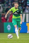 10.02.2019, Weser Stadion, Bremen, GER, 1.FBL, Werder Bremen vs FC Augsburg, <br /> <br /> DFL REGULATIONS PROHIBIT ANY USE OF PHOTOGRAPHS AS IMAGE SEQUENCES AND/OR QUASI-VIDEO.<br /> <br />  im Bild<br /> Kevin M&ouml;hwald / Moehwald (Werder Bremen #06)<br /> Einzelaktion, Ganzk&ouml;rper / Ganzkoerper<br /> <br /> <br /> Foto &copy; nordphoto / Kokenge