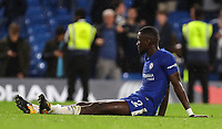 Antonio Rudiger of Chelsea sits dejectedly on the turf after the defeat by Manchester City <br /> Calcio Chelsea - Manchester City Premier League <br /> Foto Phcimages/Panoramic/insidefoto