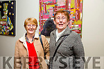 At the Christie Hennessy Festival Weekend  in the Fels Point Hotel on Saturday were l-r  Mary McCarthy and Kathleen McMullen