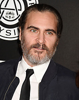 SANTA MONICA, CA - JANUARY 06: Actor Joaquin Phoenix arrives at the The Art Of Elysium's 11th Annual Celebration - Heaven at Barker Hangar on January 6, 2018 in Santa Monica, California.<br /> CAP/ROT/TM<br /> &copy;TM/ROT/Capital Pictures
