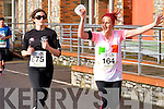 Muara O'Conner, Carrie-Anne Boylan and Siobhan Shanahan at the Valentines 10 mile road race in Tralee on Saturday.