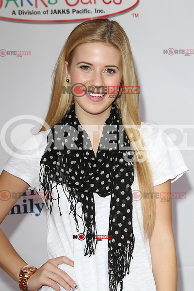 UNIVERSAL CITY, CA - OCTOBER 21:  Caroline Sunshine at the Camp Ronald McDonald for Good Times 20th Annual Halloween Carnival at the Universal Studios Backlot on October 21, 2012 in Universal City, California. © mpi28/MediaPunch Inc. /NortePhoto