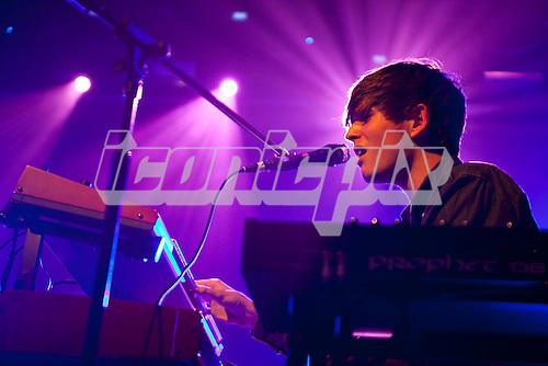 James Blake - aka Harmonix - performing live at Heaven in London UK - 0 Apr 2013.  Photo credit: Tim Boddy/Music Pics Ltd/IconicPix