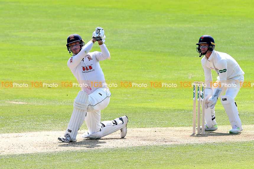 Tom Westley in batting action for Essex during Essex CCC vs Lancashire CCC, Specsavers County Championship Division 1 Cricket at The Cloudfm County Ground on 21st April 2018
