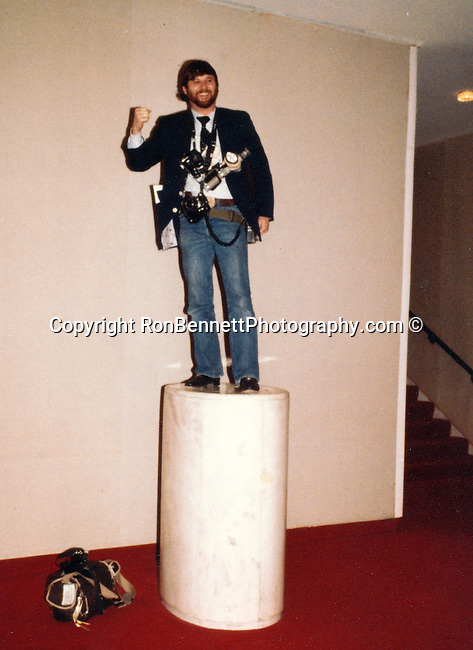 Ron Bennett Photojournalist Kennedy Center Washington DC,