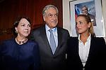 Politica 2015 Visita a ex presidentes de Lilian Tintori y Mitzi Ledezma