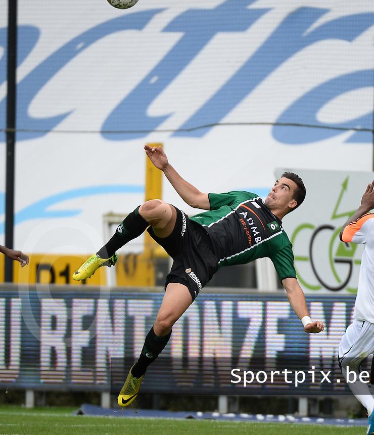 Cercle Brugge : Noe Dussenne <br /> foto VDB / BART VANDENBROUCKE
