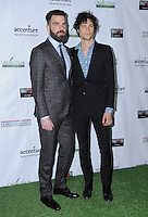 23 February 2017 - Santa Monica, California - Zachary Quinto, Miles McMillan.  2017 Oscar Wilde Awards held at Bad Robot. Photo Credit: Birdie Thompson/AdMedia