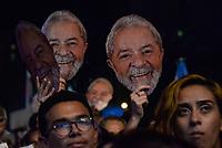RIO DE JANEIRO, RJ, 28.07.2018 - LULA-LIVRE - Festival Lula Livre na Lapa, centro do Rio de Janeiro neste sábado, 28. (Foto: Clever Felix/Brazil Photo Press)