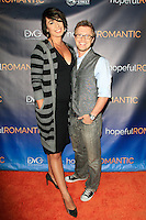 LOS ANGELES - NOV 9: Claudia Dolph, Kaj-Erik Eriksen at the special screening of Matt Zarley's 'hopefulROMANTIC' at the American Film Institute on November 9, 2014 in Los Angeles, California