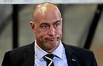 Nederland, Breda, 24 maart 2012.Eredivisie.Seizoen 2011-2012.NAC-N.E.C.John Karelse, trainer-coach van NAC Breda
