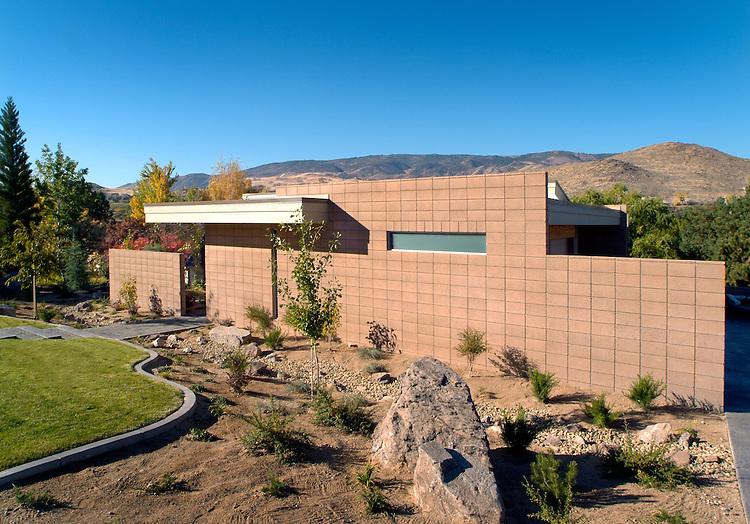 Reno Residence.Jack Hawkins Architect