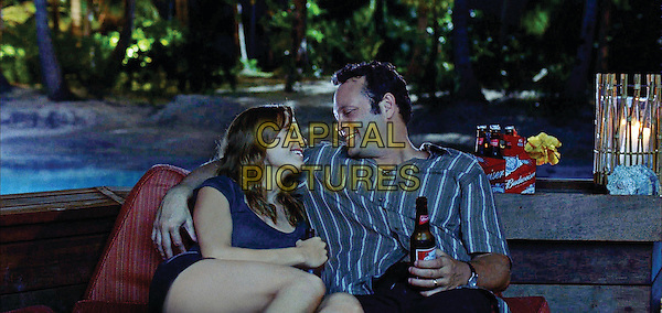 MALIN ACKERMAN & VINCE VAUGHN.in Couples Retreat .akerman.*Filmstill - Editorial Use Only*.CAP/FB.Supplied by Capital Pictures.