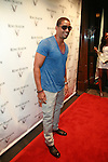Actor Laz Alonzo attends The House of Rémy Martin® celebrates the national launch of Rémy Martin® V - the brand's first CLEAR spirit at LAVO, NY  7/12/11