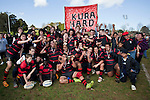 Counties Manukau Under 19 Club Rugby final game between Pukekohe & Papakura played at Growers No 2 on Saturday August 8th 2009. Papakura won the game 5 - 3 securing the clubs first senior trophy for 12 years.