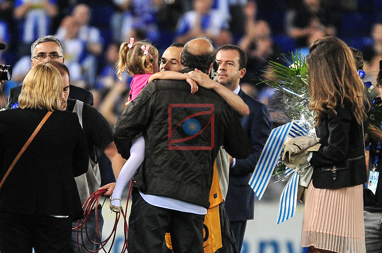 Dani Jarque's tribute game (21) Organized by Andres Iniesta and RCD espanyol