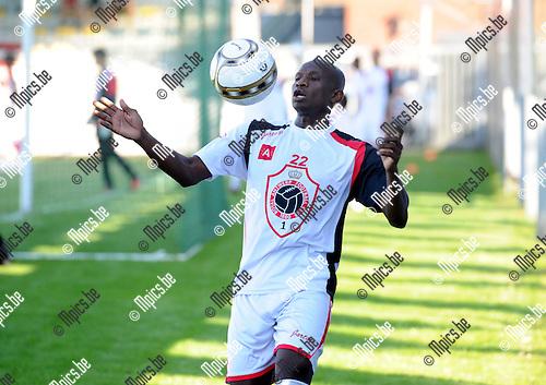 2012-07-24 / Voetbal / seizoen 2012-2013 / R. Antwerp FC / Saidou Mady Panandetiguiri..Foto: Mpics.be