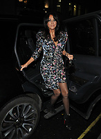 Jackie St Clair at the George Michael Collection VIP private view &amp; reception, Christie's London, King Street Saleroom, King Street, London, England, UK, on Tuesday 12th March 2019.<br /> CAP/CAN<br /> &copy;CAN/Capital Pictures