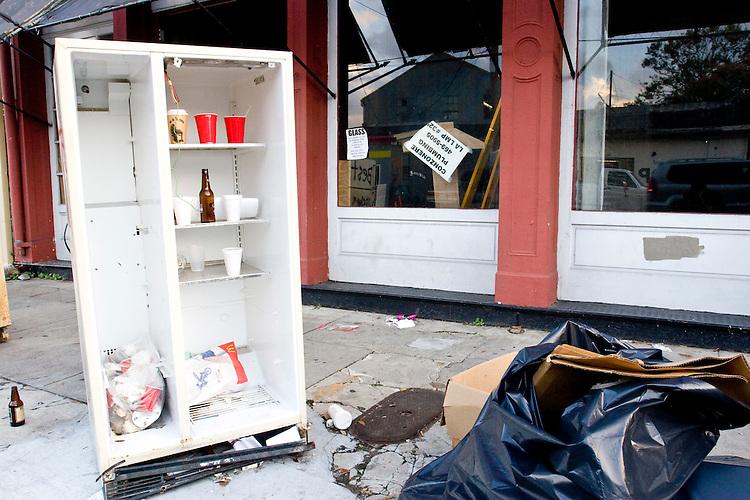 New Orleans, November 27, 2005.