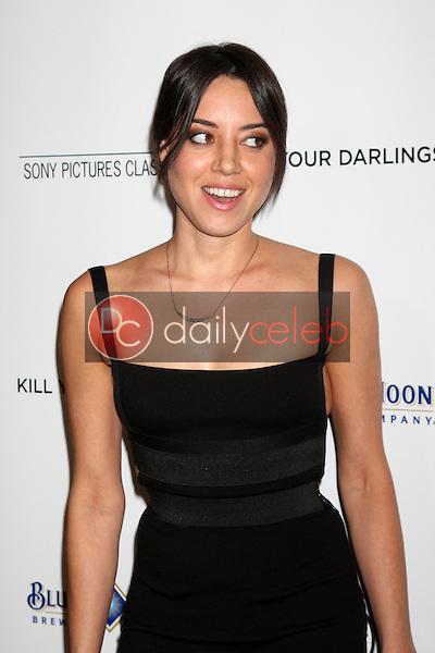 Aubrey Plaza<br />