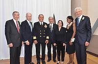 2013 Yale Blue Leaders Awards | Group Photos