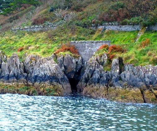 Jenny Watts Cave at Bangor
