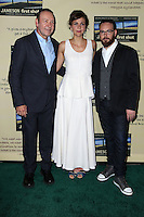"HOLLYWOOD, CA - JULY 20: Kevin Spacey, Maggie Gyllenhaal, Dana Brunetti at Jameson's ""First Shot"" Competition Screening Party at Paramount Studios in Hollywood, California on July 30, 2016. Credit: David Edwards/MediaPunch"