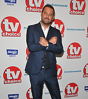 Danny Dyer at the TV Choice Awards 2018, The Dorchester Hotel, Park Lane, London, England, UK, on Monday 10 September 2018.<br /> CAP/CAN<br /> &copy;CAN/Capital Pictures