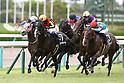 Horse Racing: Hanshin Racecourse