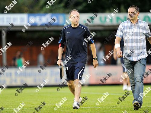 2011-09-03 / Seizoen 2011-2012 / Voetbal / KFC Houtvenne / Kris Goris..Foto: mpics