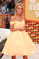 Nicola Hughes at the premiere of &quot;The Nice Guys&quot; at the Odeon Leicester Square, London.<br /> May 19, 2016  London, UK<br /> Picture: Steve Vas / Featureflash