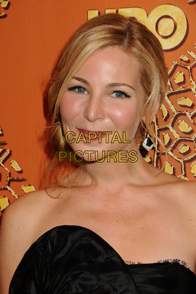 JENNIFER WESTFELDT  .HBO's 2010 67th Golden Globe Awards Post Party held at the Beverly Hilton Hotel, Beverly Hills, California, USA..January 17th, 2009.globes headshot portrait black strapless .CAP/ADM/BP.©Byron Purvis/Admedia/Capital Pictures
