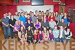 Tina Lenihan Kilcummin seated centre who celebrated her 30th birthday with her family and friends in the Village Inn Kilcummin on Friday night....
